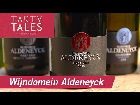 WIJNDOMEIN ALDENEYCK (Aldeneik) • Fine Belgian wines from the Meuse valley • Tasty Tales