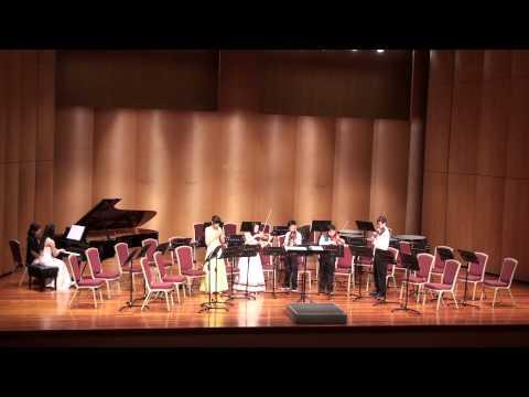 RV435 木笛鋼琴弦樂六重奏 蘆洲功學社