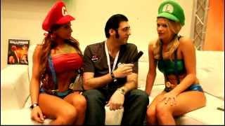 AVN 2013 Smash Pictures (Heather Starlet & Madison Ivy) Interview Tattle.XXX - Brewin After Dark