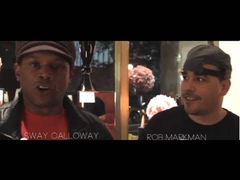 """Sway Calloway and Rob Markman Speak About Wale's """"The Gifted ..."""