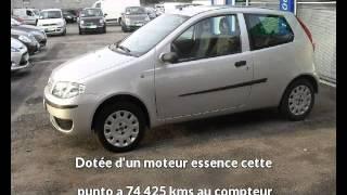 Fiat punto occasion visible à Le bouscat présentée par Auto port(, 2012-12-14T18:38:49.000Z)