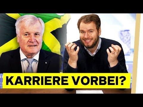 CSU: Seehofer-RÜCKTRITT nach Jamaika?