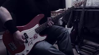 Velvet Revolver - Fall To Pieces (bass cover)