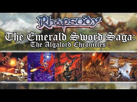 The Emerald Sword Saga: Algalord Chronicles