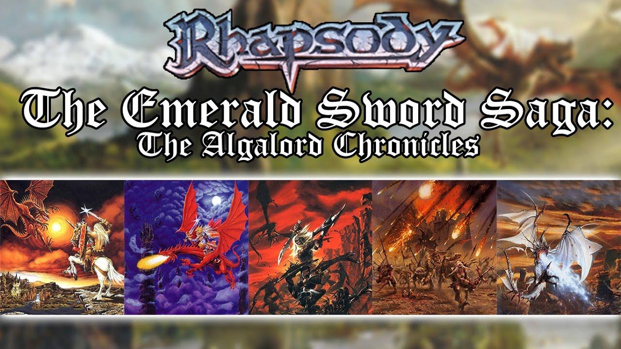 Resultado de imagen para emerald sword saga