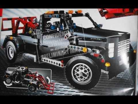 Technic | 2011 | Brickset: LEGO set guide and database