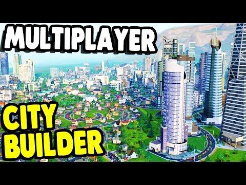 MEGA CITY BUILDER & MULTIPLAYER | SimCity (2013) Multiplayer Gameplay