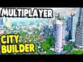 MEGA CITY BUILDER & MULTIPLAYER | SimCity (2013) Multiplayer Gameplay