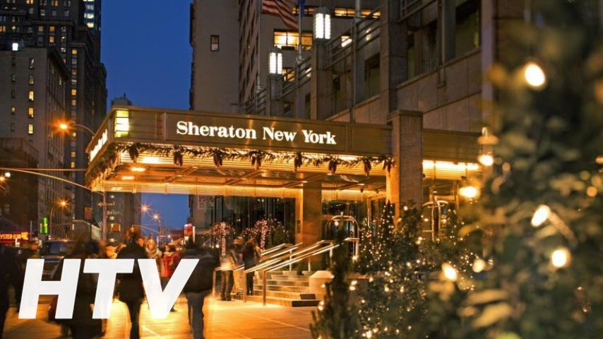 Sheraton New York Times Square Hotel & Sheraton New York Times Square Hotel - YouTube azcodes.com