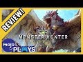 Monster Hunter World VIDEO REVIEW! MojoPlays