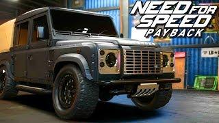 MODİFİYE'YE GELDİK OFFF ANAM OFFF // Need For Speed Payback Türkçe Bölüm 4
