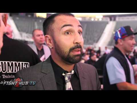 """Paulie Malignaggi favors Golovkin over Canelo! Not impressed by Canelo! Hes not fixing flaws"""""""