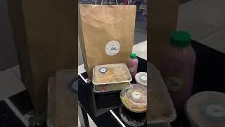 Обзор доставки правильного питания Food Kultura в г. Харьков похудеть легко