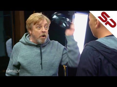Марк Хэммил разыгрывает фанатов Звёздных Войн