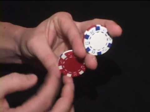Покер. Трюки с фишками.