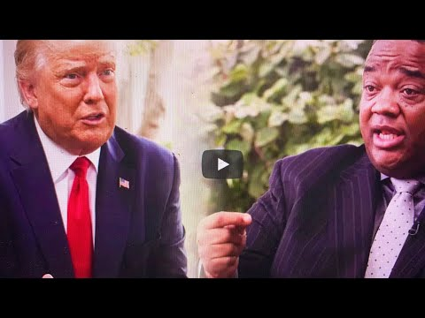 In Jason Whitlock Donald Trump White House Interview, He Forgets Every Black Insult Trump Has Issued