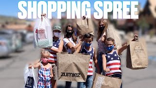 WHY WE BOUGHT OUR KIDS ADIDAS AND VANS SHOES ON OUR CRAZY SHOE SHOPPING SPREE NEW SHOES HAUL