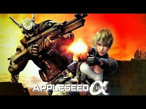 the appleseed project