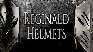Reginald Helmets from Medieval Collectibles