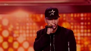 The X Factor UK 2015 S12E11 6 Chair Challenge - Guys - Mason Noise Makes a Dick of Himself Full Clip