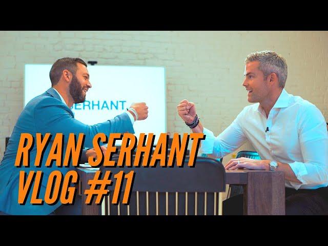 AndyG x Serhant | VLOG #11