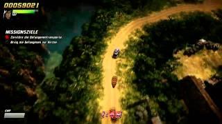 Renegade Ops - Demo Gameplay HD - German