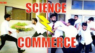 Science Vs Commerce   Funny     Hrzero8  