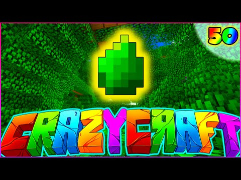 """Minecraft CRAZY CRAFT 3.0 SMP - """"THE NEW HOUSE"""" - Episode 50"""