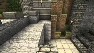 Minecraft Lord of The Rings: Helm's Deep HD