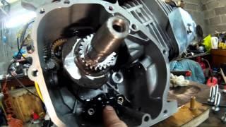 motor-blok bo'yicha centrifugal tezlik regulator motogenerators