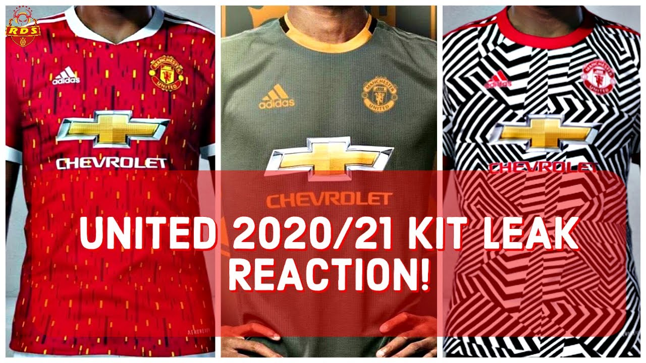 manchester united 2020 21 kit leak reaction latest manchester united news youtube manchester united 2020 21 kit leak reaction latest manchester united news