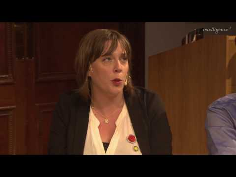 Jess Phillips defending the welfare state