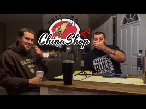 The Bull-NA-ChinaShop Podcast Episode 65 Featuring Tyler Wilson