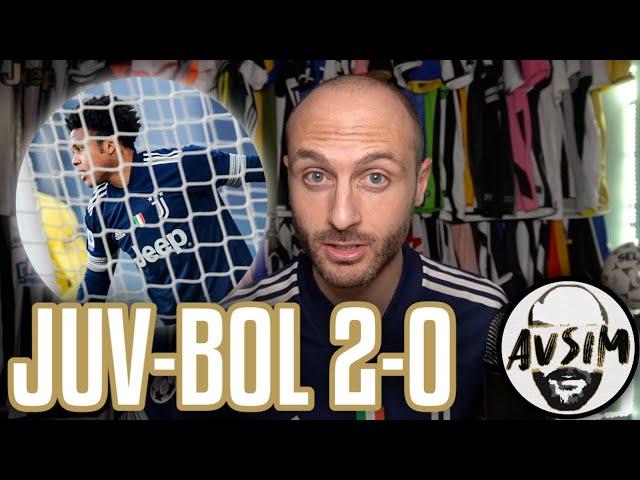 Super McKennie! Juve sprecona. 3 punti fondamentali ||| Avsim Post Juventus-Bologna 2-0