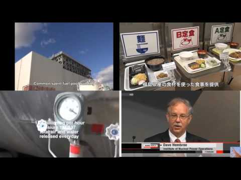 Fukushima Disaster & Scientists to March Washington 6 Years On