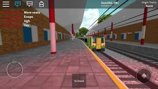 Virgin Trains ROBLOX part 1