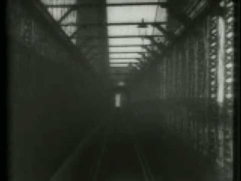 Brooklyn to New York via Brooklyn Bridge 1899