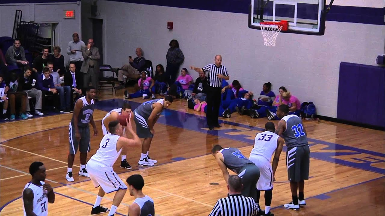 Trevecca Mens Basketball | Homecoming Highlights 20141108 ...