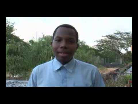 Seychellois Youths - More than eager to vote for President James Michel