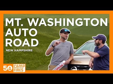 Driving The Mount Washington Auto Road Was Incredible