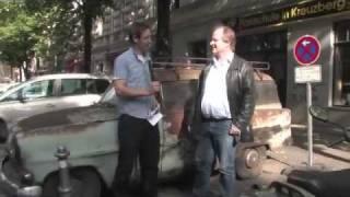 Wie lange hält ein Auto ? (Opel Olympia Caravan Bj.56)