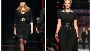 Одежда для полных девушек 2017: как выглядеть стильно?(, 2017-01-25T07:36:46.000Z)