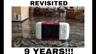 Nokia 5200 Revisited After 9 Years!!!