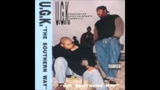 UGK - Tell Me Something Good - Screwed
