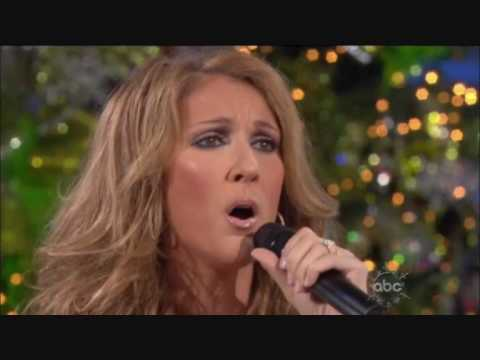 Celine Dion - O Come All Ye Faithful @ Disney Parks - Christmas Day Parade 2009