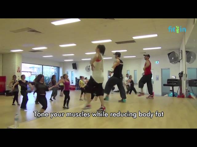FitMeIn   Aerobics - YouTube
