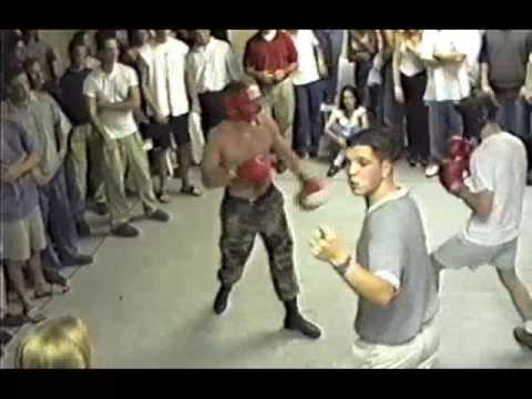 BACKYARD BOXING, TNF: ADAMS VS BIGELOW from YouTube · Duration:  4 minutes 31 seconds