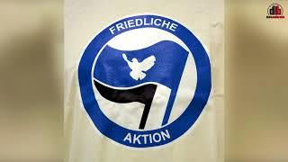Die Bandbreite Blog #39: Merchandise Friedliche Aktion