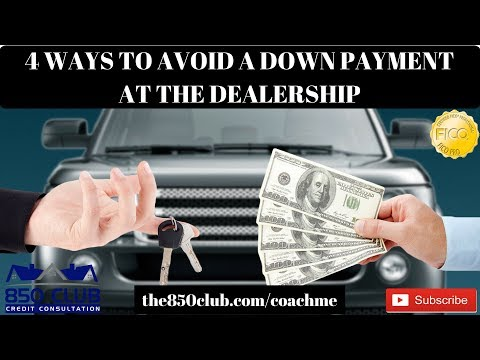 4-ways-to-avoid-a-down-payment-when-buying-or-leasing-a-car-new-or-used