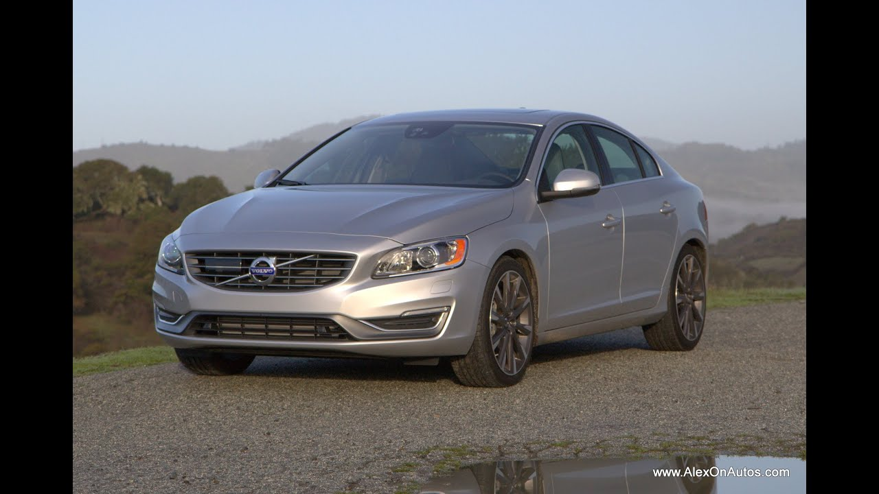 2015 volvo s60 t6 fwd review and road test youtube. Black Bedroom Furniture Sets. Home Design Ideas